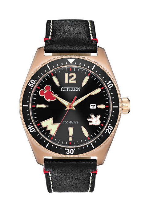 Mickey Vintage Sport Strap Watch