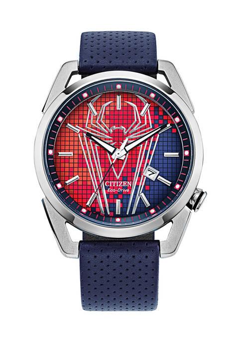 Spider-Man Strap Watch