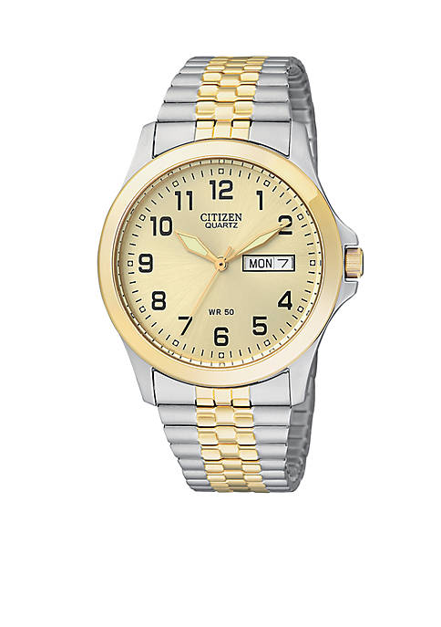 Citizen Mens Two-Tone Watch
