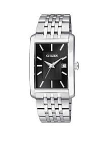 Men's Quartz Stainless Steel Watch