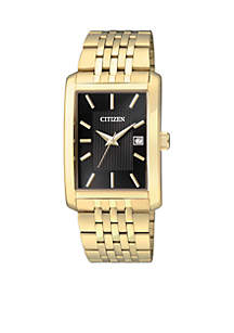 Citizen Men's Quartz Gold Tone Watch