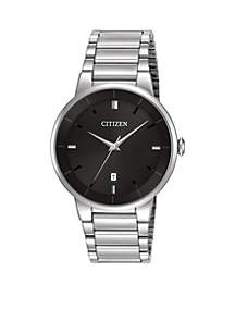 Citizen Men's Quartz Black Dial Watch