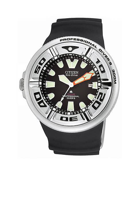 Citizen Mens Eco-Drive Promaster Professional Diver Watch