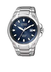 Men's Titanium Watch