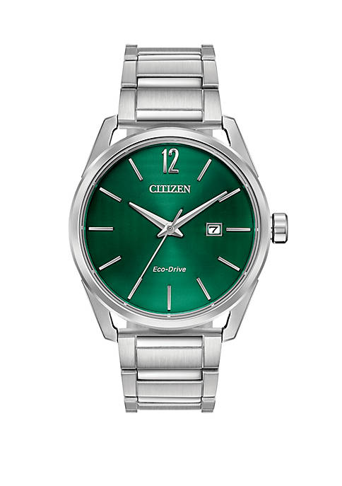 Drive Citizen Eco Drive Stainless Steel Bracelet Watch