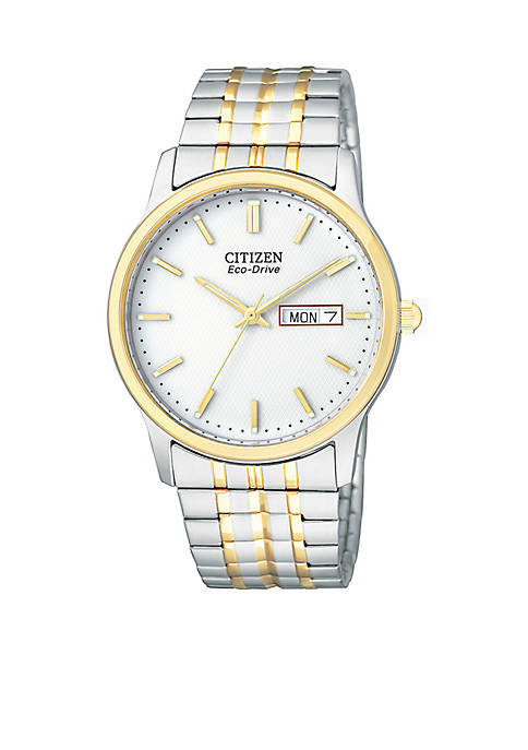 Eco-Drive Mens Expansion Band - Online Only