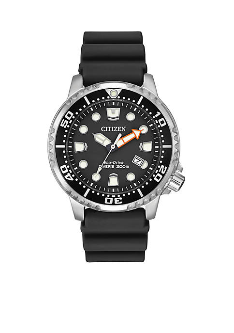Mens Citizen Eco-Drive Promaster Diver Watch