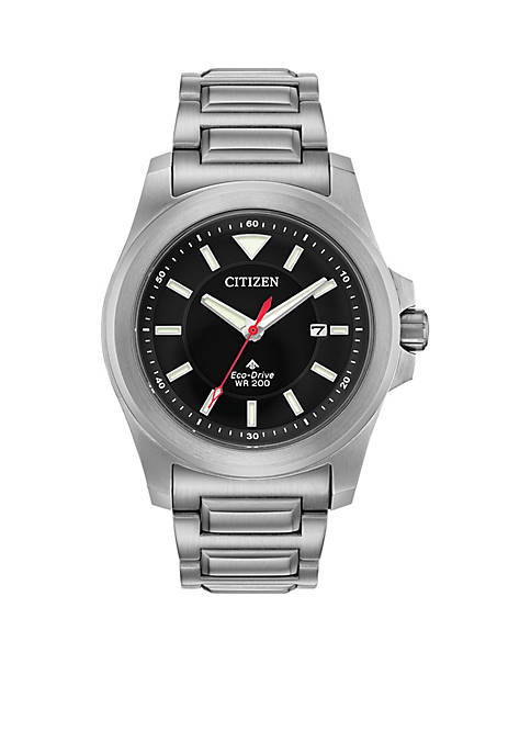 Citizen Mens Eco-Drive Promaster Tough Stainless Steel Bracelet
