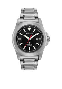 Citizen Men's Eco-Drive Promaster Tough Stainless Steel Bracelet Watch