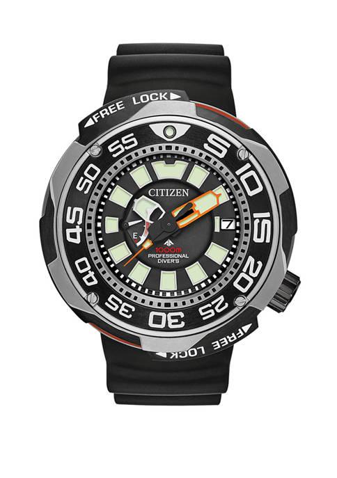 Promaster 1000M Professional Diver Mens Black Strap Watch