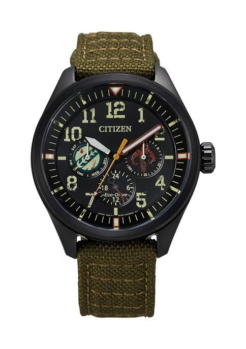 Citizen Boba Fett Strap Watch