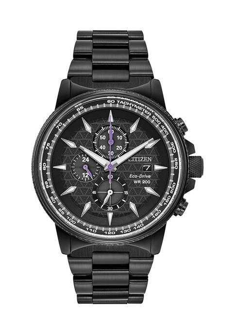 Citizen Black Panther TChalla Bracelet Watch