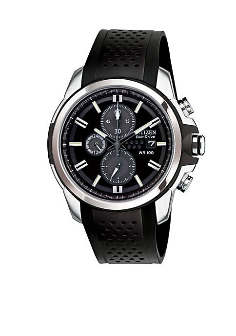 Citizen Mens Drive Stainless Steel Chronograph Watch