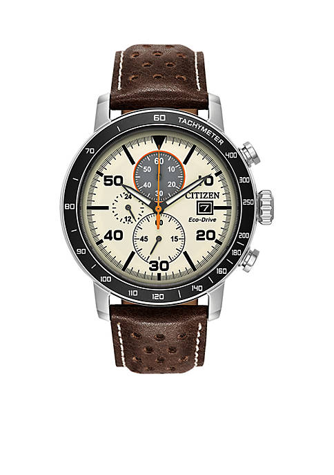 Citizen Mens Eco-Drive Brycen Chronograph Watch
