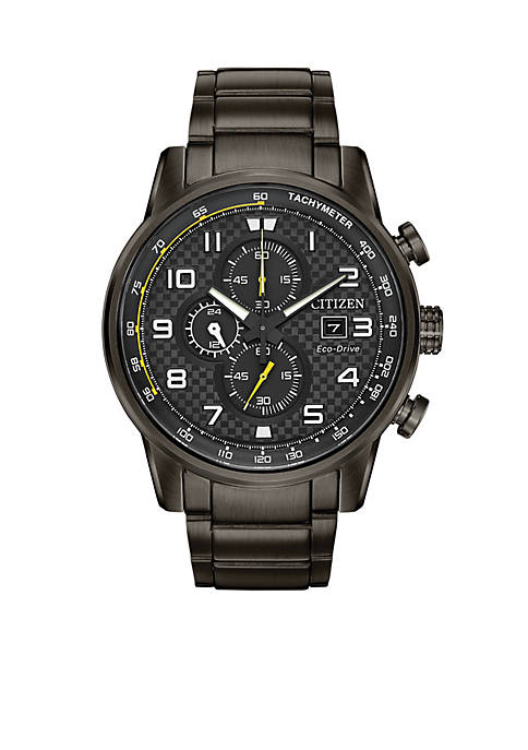 Chronograph Stainless Steel Date Watch