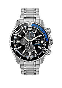 Citizen Stainless Steel Eco Promaster Chrono Diver Bracelet