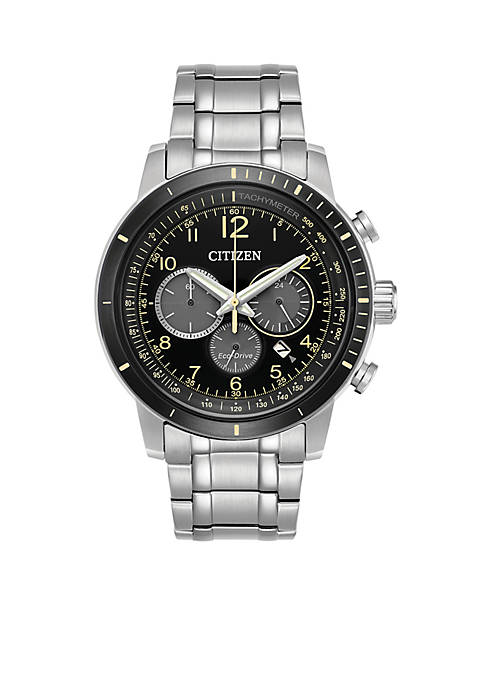 Citizen Mens Eco-Drive Brycen Watch