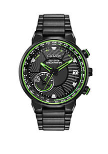 Citizen Eco Drive Mens Satellite Wave GPS Freedom Watch