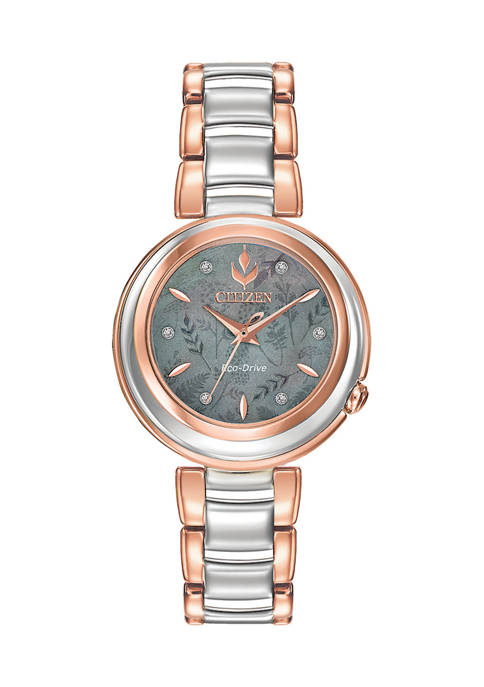 Citizen Anna Diamond Bracelet Watch