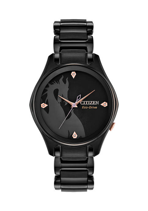 Citizen Maleficent Diamond Bracelet Watch