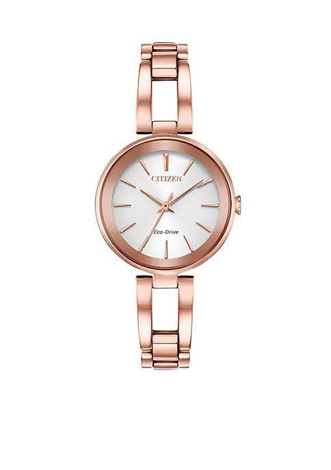 Axiom Gold-tone Stainless Steel Watch