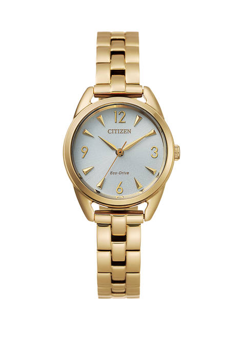 Citizen Drive Gold Tone Bracelet Watch