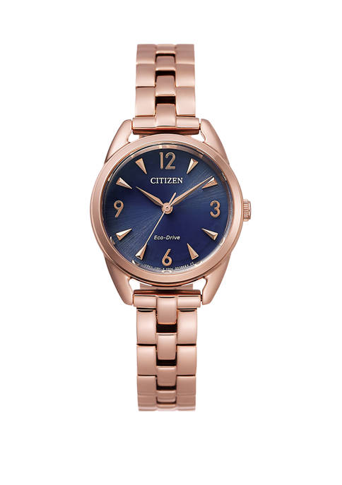 Citizen Drive Rose Gold Tone Bracelet Watch