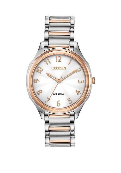 Drive Citizen Eco Drive Ladies Stainless Steel Bracelet