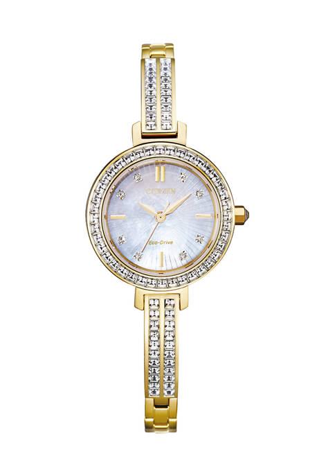 Swarovski® Silhouette Crystal Watch