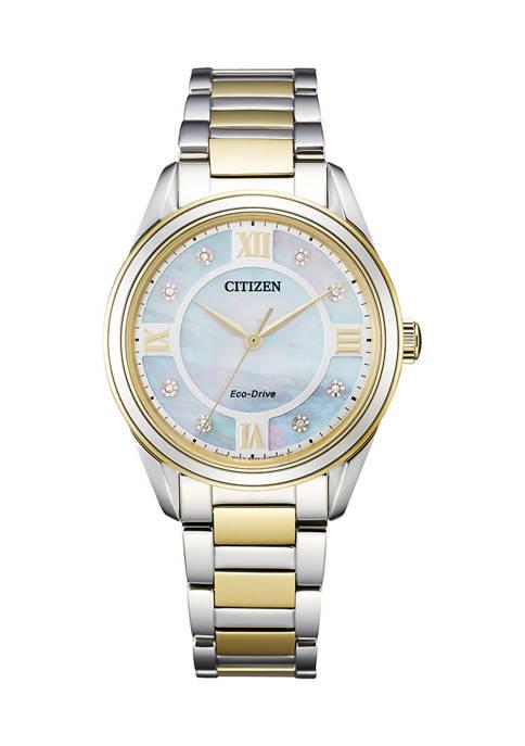Citizen Arezzo Diamond Watch