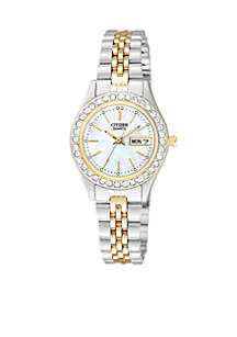 Ladies' Two-Tone Watch