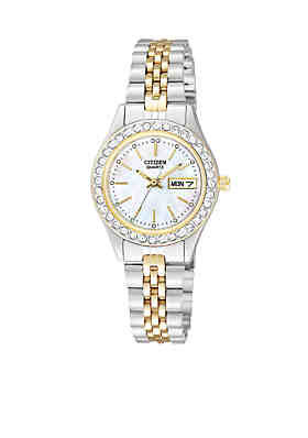 Citizen Ladies  Two-Tone Watch ... af167e9e16