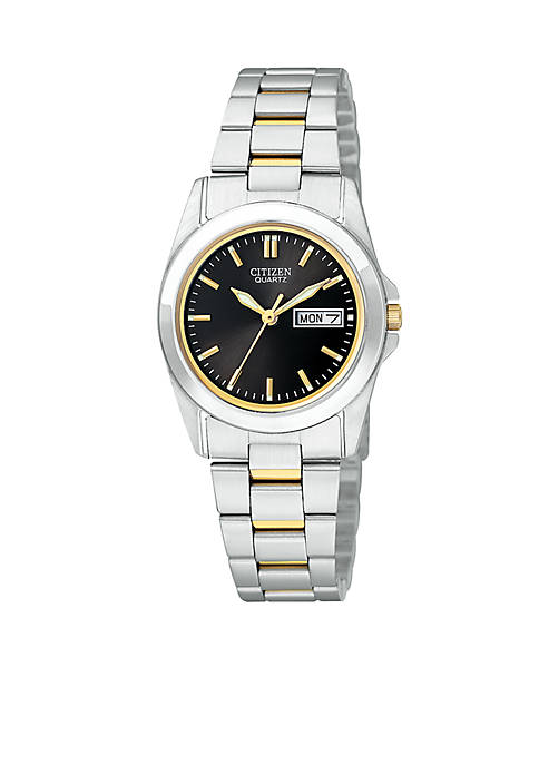 Citizen Ladies Two-Tone Watch