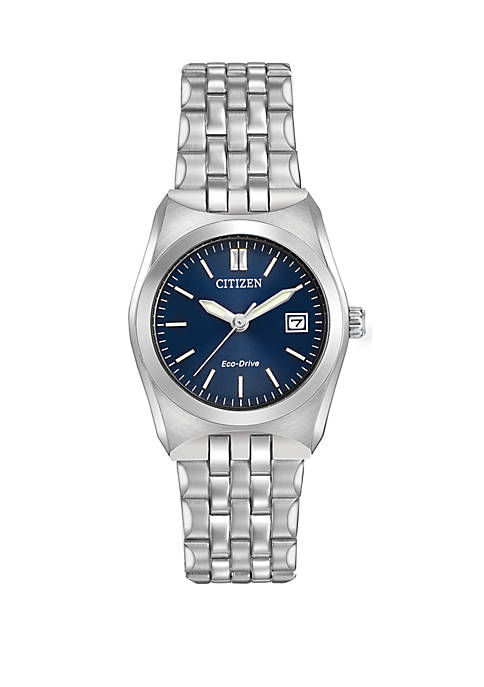 Citizen Stainless Steel Eco-DriveBracelet Watch