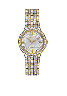 Women's Two-Tone Watch