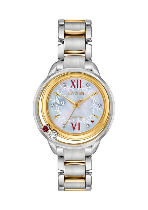 Citizen Snow White Diamond LE Bracelet Watch
