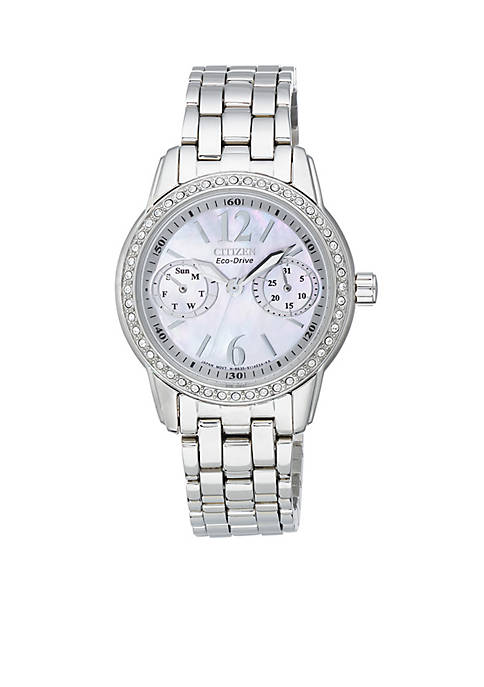 Citizen Eco-Drive Womens Silhouette Watch