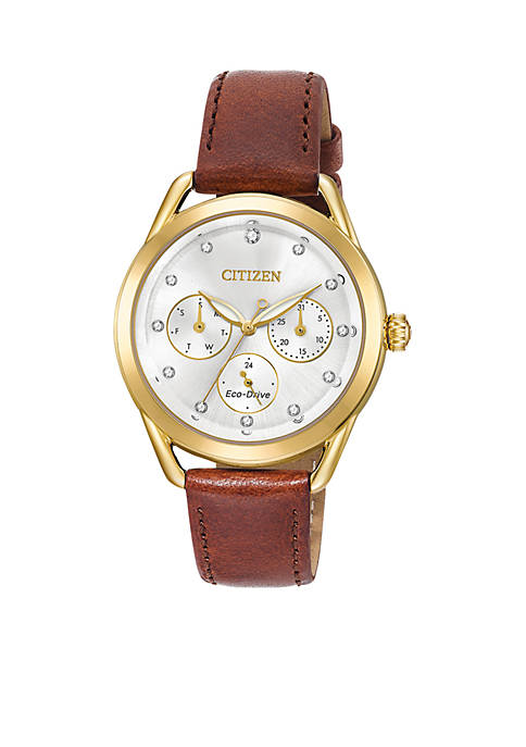Womens Drive From Citizen Eco-Drive Stainless Steel Watch