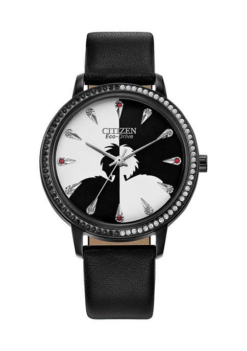 Citizen Cruella Strap Watch