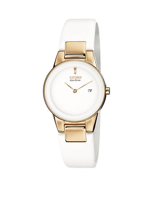 Citizen Eco-Drive Womens Axiom Strap Watch