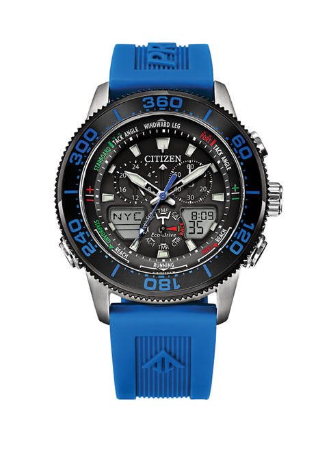 Citizen Eco-Drive Promaster Sailhawk Blue Strap
