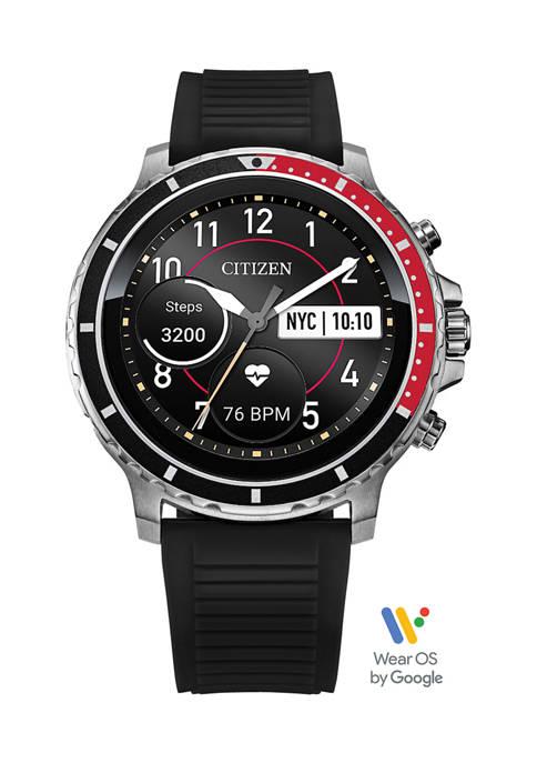 Citizen CZ Smart HR Heart Rate Smartwatch 46