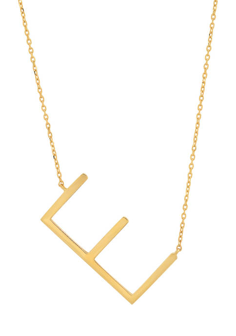 Belk & Co. 10k Solid Yellow Gold Large