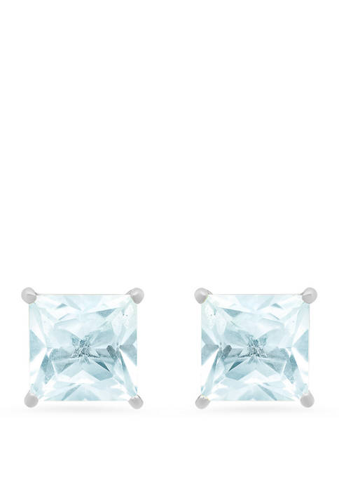 Belk & Co. 2.50 ct. t.w. Aquamarine Stud