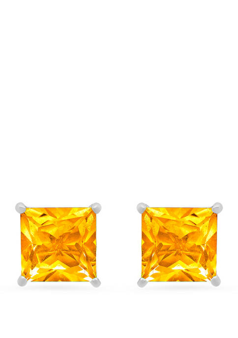 Belk & Co. 2.5 ct. t.w. Citrine Stud