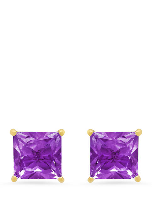 Belk & Co. 2.5 ct. t.w. Amethyst Stud
