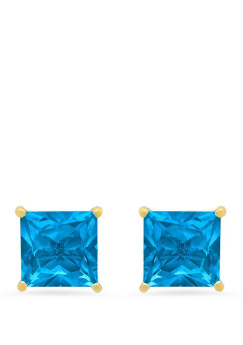 Belk & Co. 3 ct. t.w. Swiss Blue