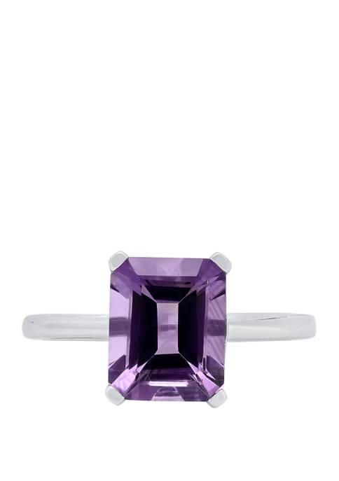 Belk & Co. 2 ct. t.w. Amethyst Ring