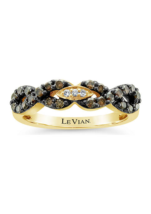 Le Vian® Chocolatier® Ring featuring 3/8 ct. t.w.