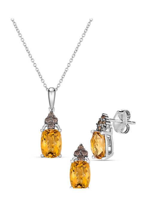 Le Vian® 1/5 ct. t.w. Vanilla Diamond® and